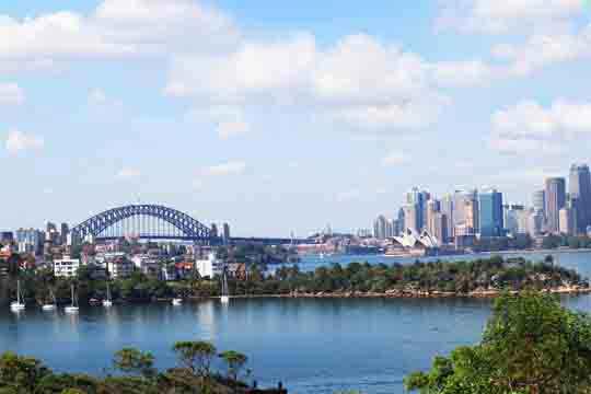 brauche ich ein visum für australien urlaub