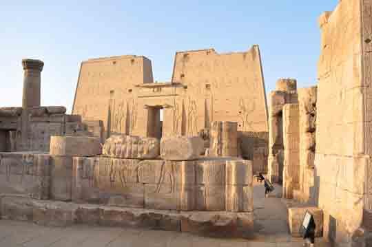brauche ich visum für Ägypten