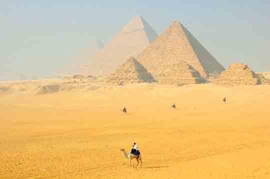 neckermann reisen visum Ägypten