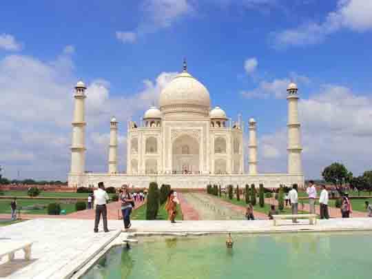 Indien e visum