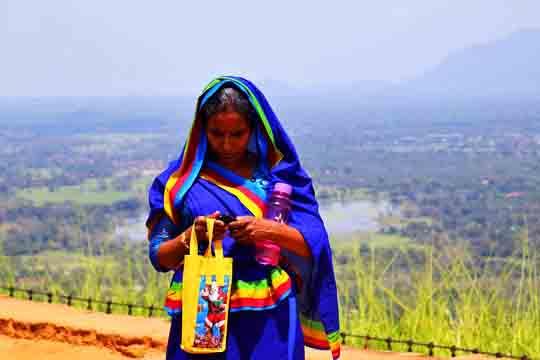 visum nach Sri lanka