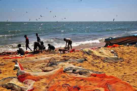 visum Sri lanka vor ort